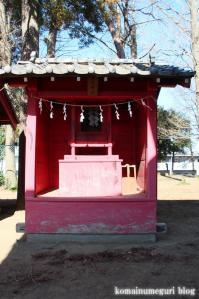 諏訪神社(さいたま市岩槻区諏訪)17