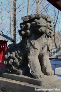 諏訪神社(さいたま市岩槻区諏訪)25