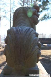 諏訪神社(さいたま市岩槻区諏訪)27