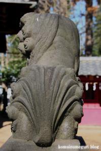 諏訪神社(さいたま市岩槻区諏訪)23