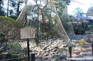 久伊豆神社(さいたま市岩槻区宮町)34