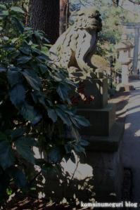 久伊豆神社(さいたま市岩槻区宮町)12