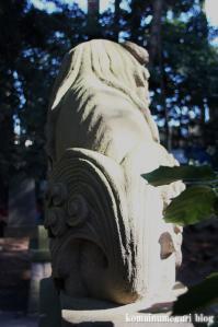 久伊豆神社(さいたま市岩槻区宮町)15
