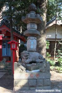 久伊豆神社(さいたま市岩槻区宮町)25