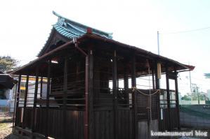 秋葉神社(さいたま市岩槻区仲町)5