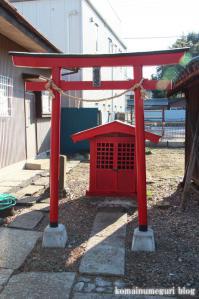 秋葉神社(さいたま市岩槻区仲町)7