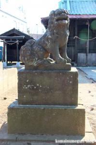 秋葉神社(さいたま市岩槻区仲町)14