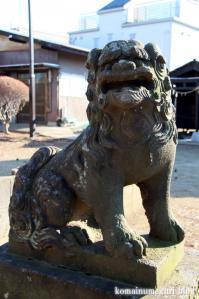 秋葉神社(さいたま市岩槻区仲町)15