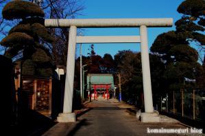 諏訪神社(さいたま市岩槻区太田)2