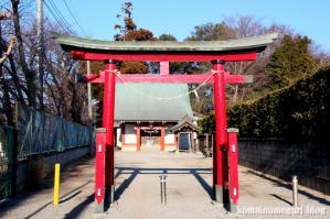 諏訪神社(さいたま市岩槻区太田)3