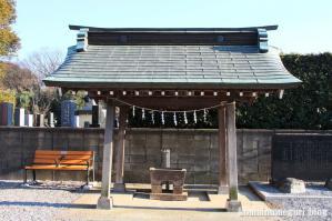 諏訪神社(さいたま市岩槻区太田)6