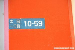 諏訪神社(さいたま市岩槻区太田)9