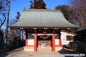 諏訪神社(さいたま市岩槻区太田)7
