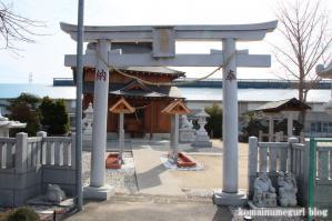 長宮香取神社(さいたま市岩槻区長宮)2