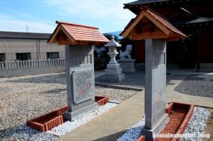 長宮香取神社(さいたま市岩槻区長宮)6