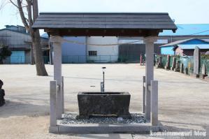 長宮香取神社(さいたま市岩槻区長宮)11