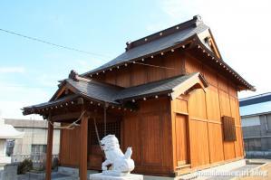 長宮香取神社(さいたま市岩槻区長宮)14