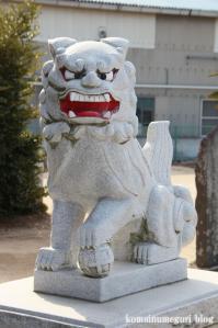 長宮香取神社(さいたま市岩槻区長宮)9