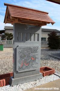 長宮香取神社(さいたま市岩槻区長宮)7
