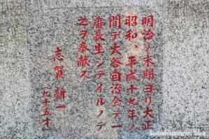 香取神社(さいたま市岩槻区大谷)13
