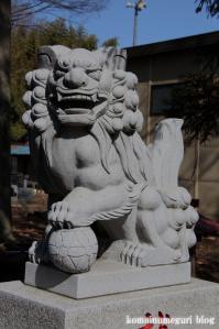 香取神社(さいたま市岩槻区大谷)5