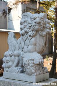 香取神社(さいたま市岩槻区大谷)6