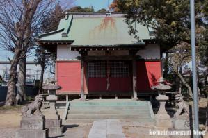鷲宮神社(さいたま市岩槻区末田)4