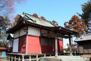 鷲宮神社(さいたま市岩槻区末田)6