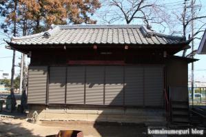 鷲宮神社(さいたま市岩槻区末田)19