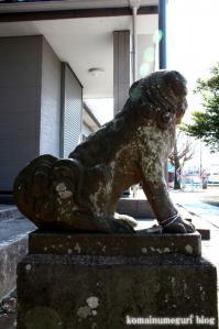 鷲宮神社(さいたま市岩槻区末田)11