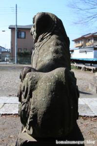 鷲宮神社(さいたま市岩槻区末田)12