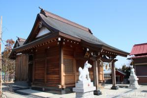 高曽根稲荷神社(さいたま市岩槻区高曽根)11