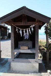 高曽根稲荷神社(さいたま市岩槻区高曽根)17