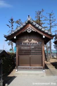 高曽根稲荷神社(さいたま市岩槻区高曽根)15