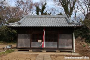 浮谷神社(さいたま市岩槻区浮谷)7