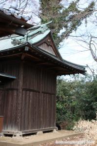 浮谷神社(さいたま市岩槻区浮谷)10