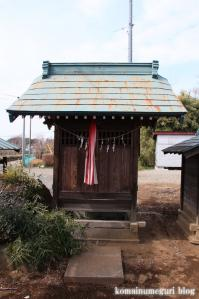 浮谷神社(さいたま市岩槻区浮谷)15