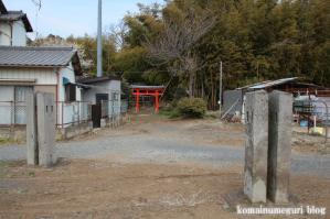 北辰神社(さいたま市岩槻区浮谷)1