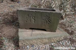 北辰神社(さいたま市岩槻区浮谷)5