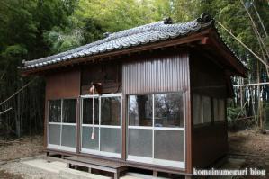 北辰神社(さいたま市岩槻区浮谷)8