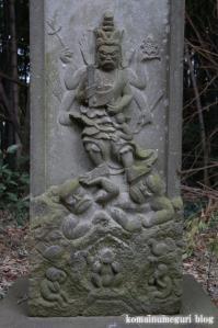 北辰神社(さいたま市岩槻区浮谷)12
