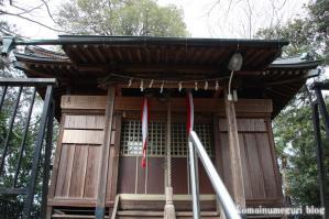 冨士浅間神社(さいたま市岩槻区笹久保新田)7