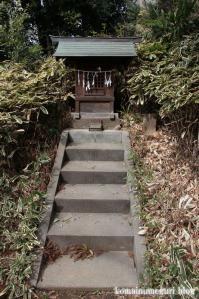冨士浅間神社(さいたま市岩槻区笹久保新田)9