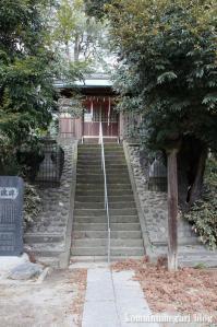 冨士浅間神社(さいたま市岩槻区笹久保新田)6