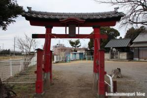 北辰神社(さいたま市岩槻区横根)1