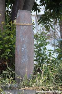 北辰神社(さいたま市岩槻区横根)6