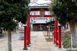 久伊豆神社(さいたま市岩槻区柏崎)4