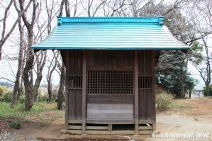 久伊豆神社(さいたま市岩槻区柏崎)11