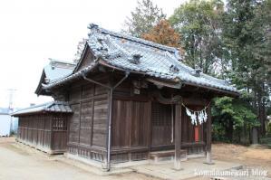 久伊豆神社(さいたま市岩槻区真福寺)10