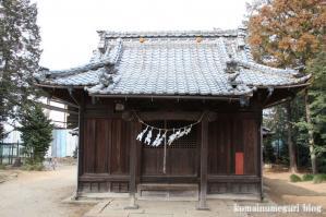 久伊豆神社(さいたま市岩槻区真福寺)9